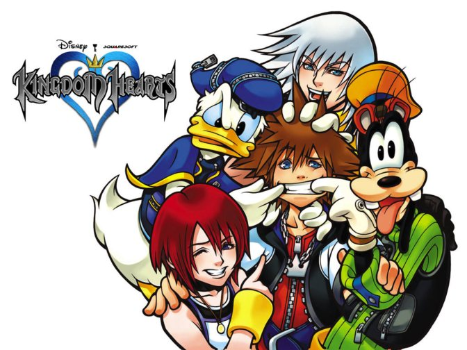 Kingdom Hearts Gets Smart Phone Game