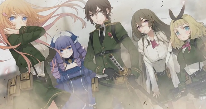 Tai-Madou Gakuen 35 Shiken Shoutai Anime Staff & Character Designs Revealed